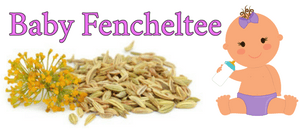 Baby Fencheltee Logo